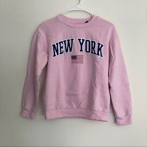 Topshop New York Sweater